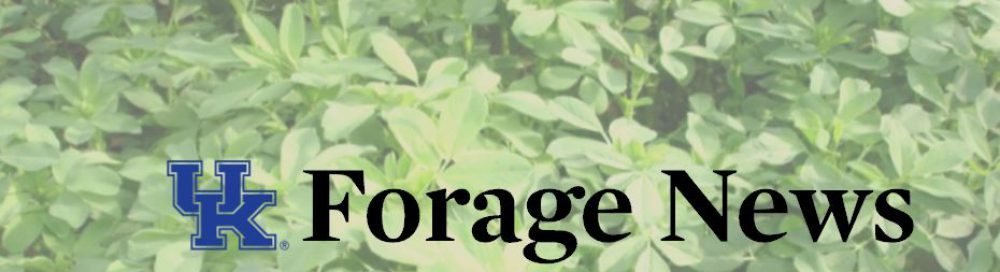 Kentucky Forage News