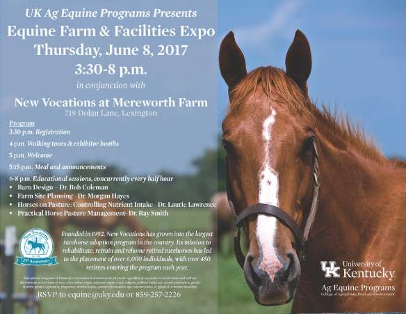 2017 Equine Field Day Flyer Final